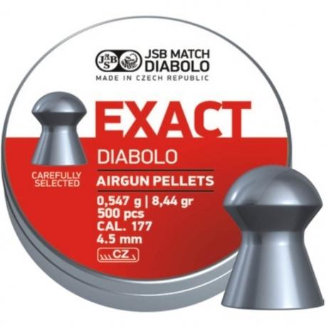 Śrut JSB Diabolo Exact 4.5mm